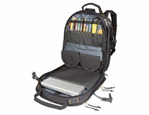 CLC Custom LeatherCraft 75 Pocket Small Tool Backpack