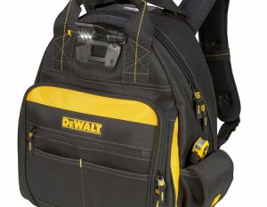 DEWALT Lighted Tool Backpack