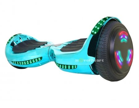 Hoverheart Hoverboard with 6.5 Wheels, Bluetooth Speakers, LED Lights