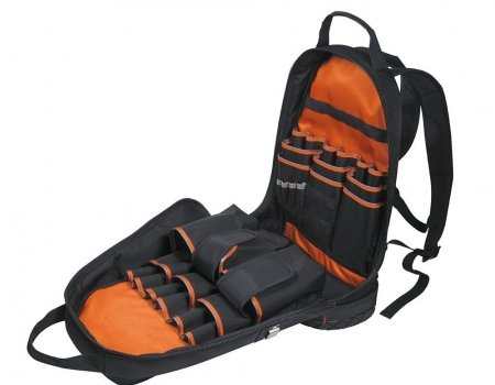 Klein Tools Pro Organizer tool Backpack