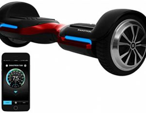 Swagtron App-Enabled Bluetooth Speaker Hoverboard