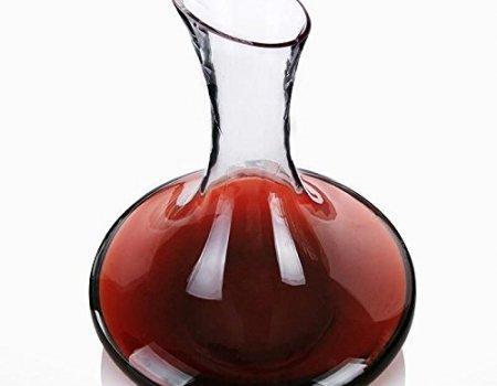 Wuudi Wine Decanter