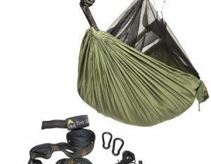 backpacking hammock