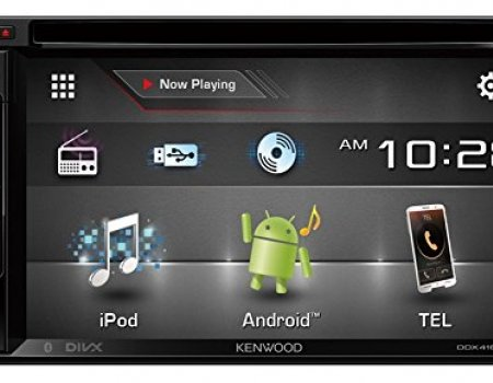 double DIN Stereo