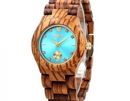 womens wooden watch