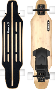 RazorX Electric Longboard
